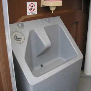 Paj Flusher Sink