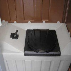 Paj Flusher toilet